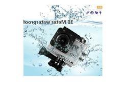 10 Sports Cameras 1080P HD Camcorders Waterproof NEW