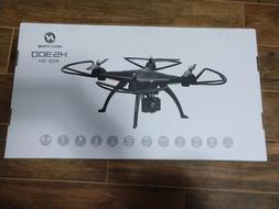 1080 camera drone hs300 quad copter