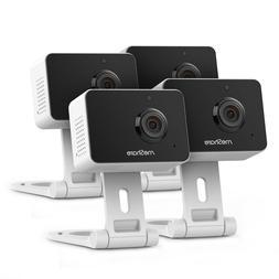 1080p HD Mini Wireless Security Cameras w/ Audio, Google/iOS