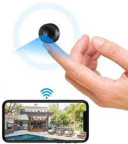 1080P HD Mini Wireless Wifi IP Camera Small Home Security Su