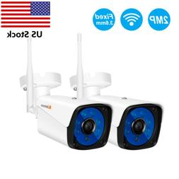 1080P Wireless Security Camera Outdoor HD Wifi Surveillance