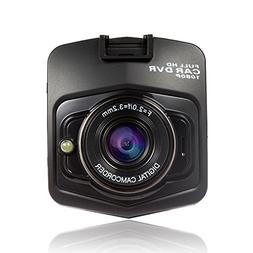2.4 Inch Screen Full HD 1080P 170 Wide Angle Night Vision Ca