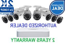 LOREX 2TB DIGITAL POE IP NVR Security Camera Surveillance Sy