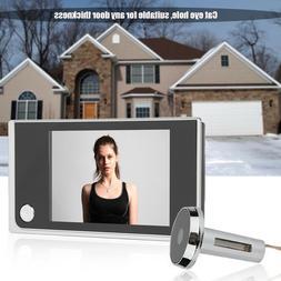 3 5 120 lcd digital peephole door