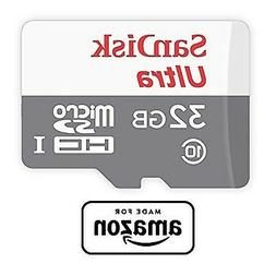 SanDisk 32 GB micro SD Memory Card for Fire Tablets and All-