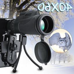 40X60 Zoom Mini HD Telescope Optical Lens Phone Camera Monoc