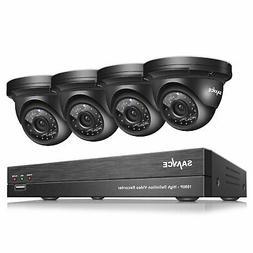 4CH 1080P HD CCTV Security Indoor Outdoor IR Night Vision Ca