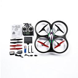 bangcool 4CH 6 Axis 5.8Ghz FPV Quadcopter HD Flight Camera M