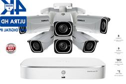 4k ip camera system with 6 ultra