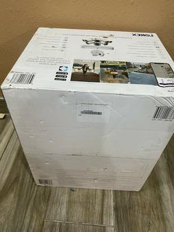 Lorex 4K Ultra 8 Ch 2TB NVR 8 Cameras Smart Deterrence Fusio