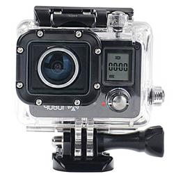 AMKOV 5000S 20MP 1080P Wifi Waterproof 30M 170° Wide Action