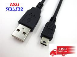 5FT USB SYNC Data Transfer Cable Cord for Gopro Hero 2 3 3+