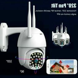 5MP 1080P HD IP CCTV Camera Waterproof Outdoor WiFi PTZ Secu