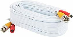 Vani 65ft BNC Extension Cable for Night Owl 1080P HD Camera