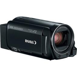 Canon - Vixia Hf R80 16gb Hd Flash Memory Camcorder - Black