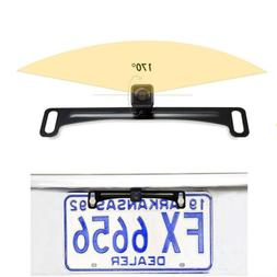 Car License Plate CMOS 170 Rearview Reverse Backup Parking H