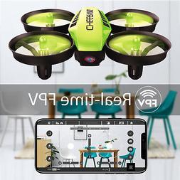 Cheerwing CW10 Mini RC Quadcopter Wifi FPV Drone Altitude Ho