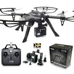 Contixo F17+ RC Quadcopter Photography Drone 4K Ultra HD Cam