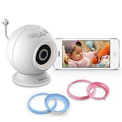 D-Link DCS-825L HD Wi-Fi Baby Camera - Temperature Sensor, P