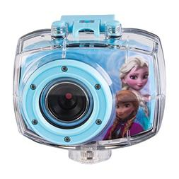Disney Frozen 78027 Action Camera with Accessories with 1.8""