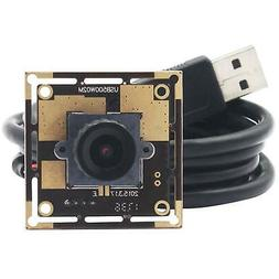 ELP 2.1mm Wide Angle Mjpeg 5megapixel Hd Camera USB for Indu