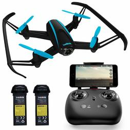 Force1 Dragonfly U34W Drone with 720p HD CameraWIFI FPV RC