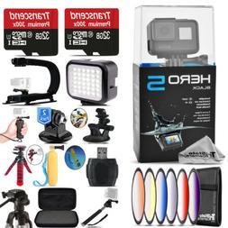 GoPro Hero5 Black 4K Ultra HD Camera + 6PC Graduated Filter