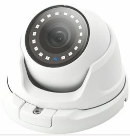 HD TVI 1080P Dome Camera 2.4mp Sony CMOS 18 IR, USA New 10x