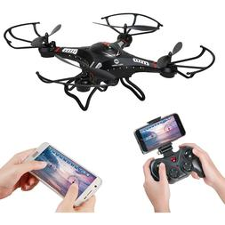Holy Stone F181W RC Drone with 720P HD Camera 2.4G Wifi FPV