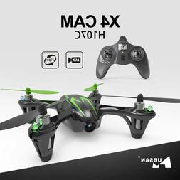 Hubsan H107C X4 Drone 2.4G 4CH RC Quadcopter with 720P HD Ca