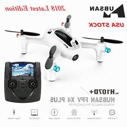 Hubsan X4 PRO H107D+ 2.4G Mini FPV Quadcopter with 1080P HD