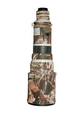 LensCoat  Canon 500 Lens Cover  camouflage neoprene camera l