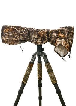LensCoat RainCoat Pro  camera lens rain sleeve cover camoufl