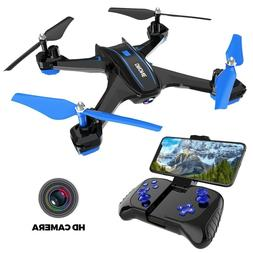 Remoking RS6 RC Drone Toys with 720P FPV Wi-Fi HD Camera Liv
