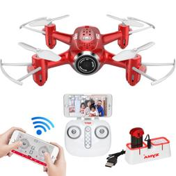 SYMA X8PRO RC Drone with WIFI HD Camera FPV GPS One Key Retu