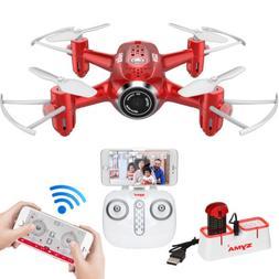 SYMA X8PRO RC Drone with WIFI HD Camera FPV GPS One Key Retu