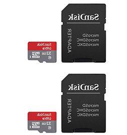 SanDisk 32GB X2  MicroSD HC Ultra Uhs-1 Memory Card, Class 1