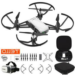 Tello Quadcopter Drone with HD Camera and VR Starter Bundle