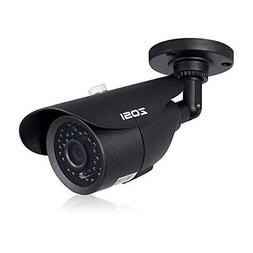 ZOSI 1080P HD 1920TVL Hybrid 4-in-1 TVI/CVI/AHD/960H CVBS CC