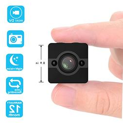 Spy Mini Camera, VESKYS Security Camera, 1080P HD Sport Camc