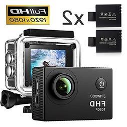 Action Camera Waterproof 30m Sport Camera Full HD 1080P 2.0
