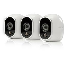 Netgear - Arlo Smart Home Indoor/outdoor Wireless High-defin