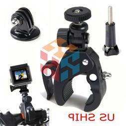 Bike Handlebar MOUNT for Gopro Hero 6 5 4 3 HD Camera Seatpo