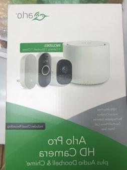 Brand New Arlo Pro HD Camera System Wirefree W/ Doorbell & C