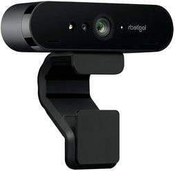 Logitech BRIO 4K PRO Webcam - Brand new sealed retail packag