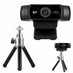 Logitech C922 Pro Stream Webcam 1080p HD Camera for Stream R