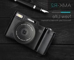 Pro AMKOV 3inch 24MP FULL HD 1080P Digital Camera HD Camcord