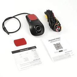Bangcool Car Dash Cam HD WiFi Car DVR Dash Camcorder Dash Ca