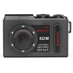 Bangcool Car Camera IR Night Vision Full HD 1080P Mini DV Ca