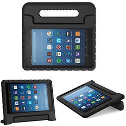 MoKo Case for All-New Amazon Fire HD 8 Tablet  Kids Shock Pr
